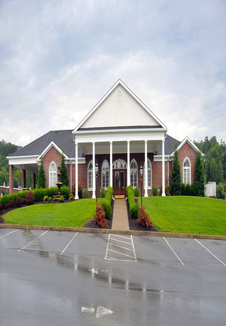 Front Exterior at Kiser-Rose Hill Funeral Home