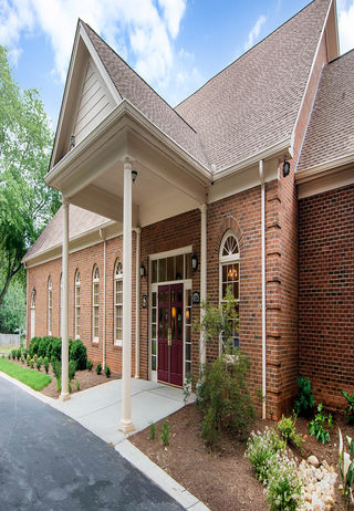 Exterior at Floral Hills Funeral Home and Cremation Services