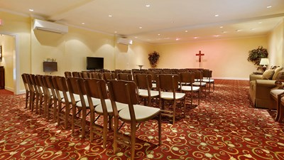 Chapel at Rock Funeral Home