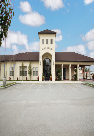 Front Exterior at Weaver Mortuary and Crematory