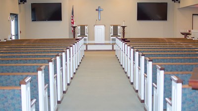Chapel at Apex Funeral Home