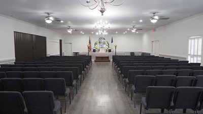 Chapel at Johnson Funeral Home