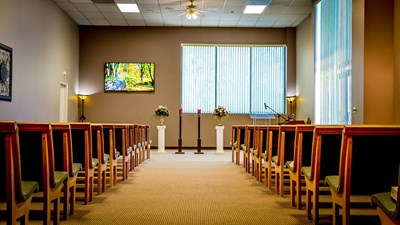 Chapel at Mountain View Funeral & Cremation
