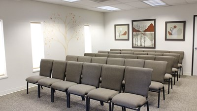 Chapel at Rogue Valley Funeral Alternatives