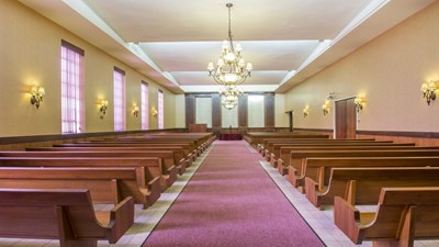 West Chapel at Forest Park Funeral Home