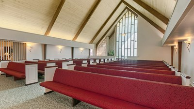 Chapel at Bright-Holland Funeral Home