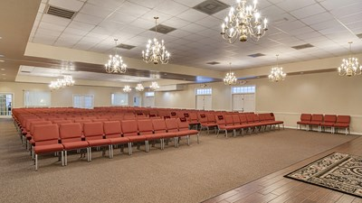 Chapel at Garden Oaks Funeral Home & Crematory