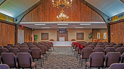 Chapel at Forest Lawn Funeral Home & Memorial Gardens