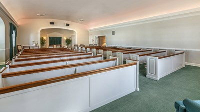 Chapel at Bisch & Son Funeral Home