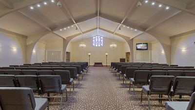 Chapel at Pasadena Funeral Home