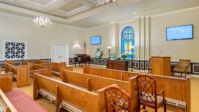 Chapel at Kingwood Funeral Home