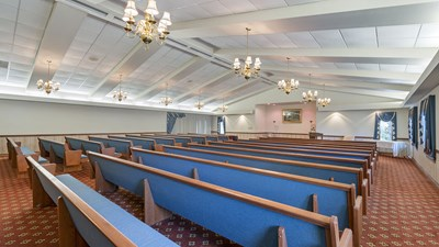 Chapel at Lake View Funeral Home