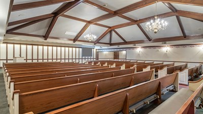 Chapel at Navarre Funeral Home & Cremation Services