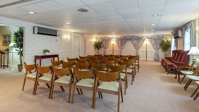 Chapel at Advantage Funeral & Cremation Services - Massachusetts