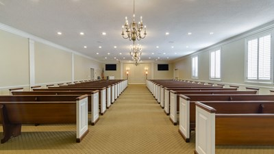 Chapel at Mt. Moriah, Newcomer and Freeman Funeral Home & Mount Moriah Cemetery South
