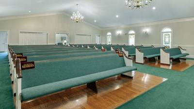 Chapel at Radney-Smith Funeral Home