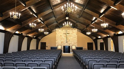 Chapel at Bernstein Funeral Home