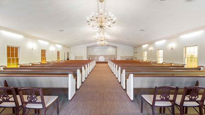 Chapel at Hodges-Moore Funeral Home