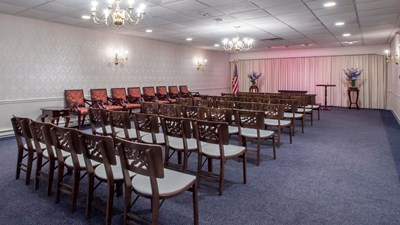 Chapel at Wilbur-Romano Funeral Home