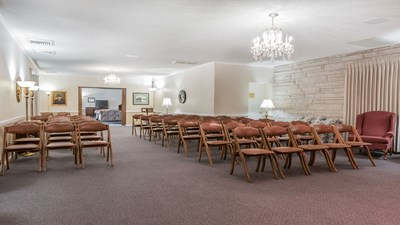 Chapel at Elzey-Patterson-Rodak Funeral Home