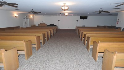 Chapel at Richardson-Colonial Funeral Home