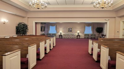 Chapel at Parklawn-Wood Funeral Home