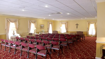 Chapel at O.B. Davis Funeral Homes - Miller Place