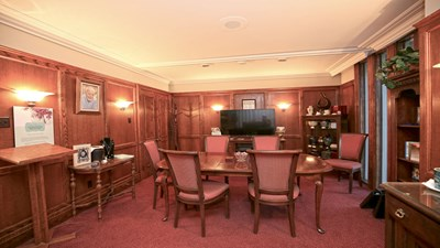 Conference Room at Barthel Funeral Home
