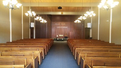 Chapel at Henderson's Funeral Homes & Crematorium