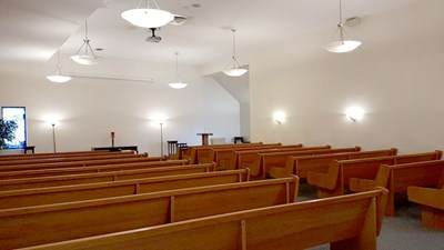 Chapel at Giffen-Mack Funeral Home & Cremation Centre