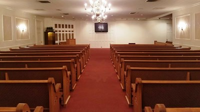 Chapel at Grammier-Oberle Funeral Home