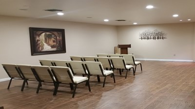 Chapel at Draper Mortuary