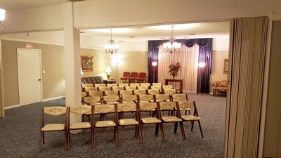 Chapel at Pettus-Turnbo Funeral Home