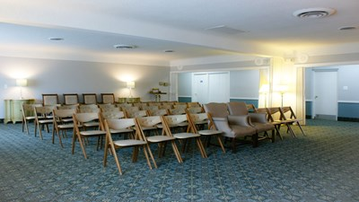 Chapel at Craciun Berry Funeral Home