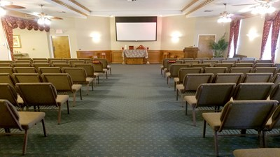 Chapel at Joshua Mortuary Palmdale