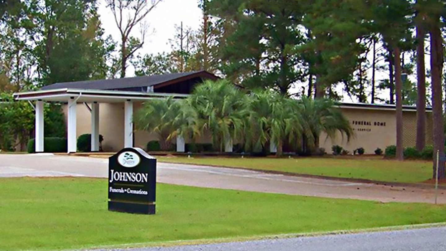 Johnson Brown Services Funeral Home Valley Al