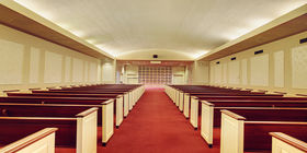 Chapel at Griffin Leggett Healey & Roth Funeral Home