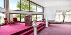 Chapel at Chapel Lawn Funeral Home and Memorial Gardens