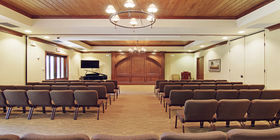 Chapel at Hardage-Giddens Oaklawn Chapel