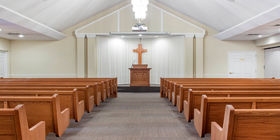 Chapel at Arthur Funeral Home & Cremation Centre