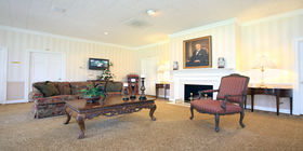 Lobby at Elliott Sons Funeral Home