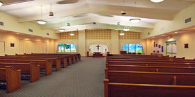 Chapel at Memory Gardens Funeral Home