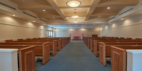 Chapel at Kraeer Funeral Home