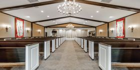 Chapel at MEMPHIS FUNERAL HOME