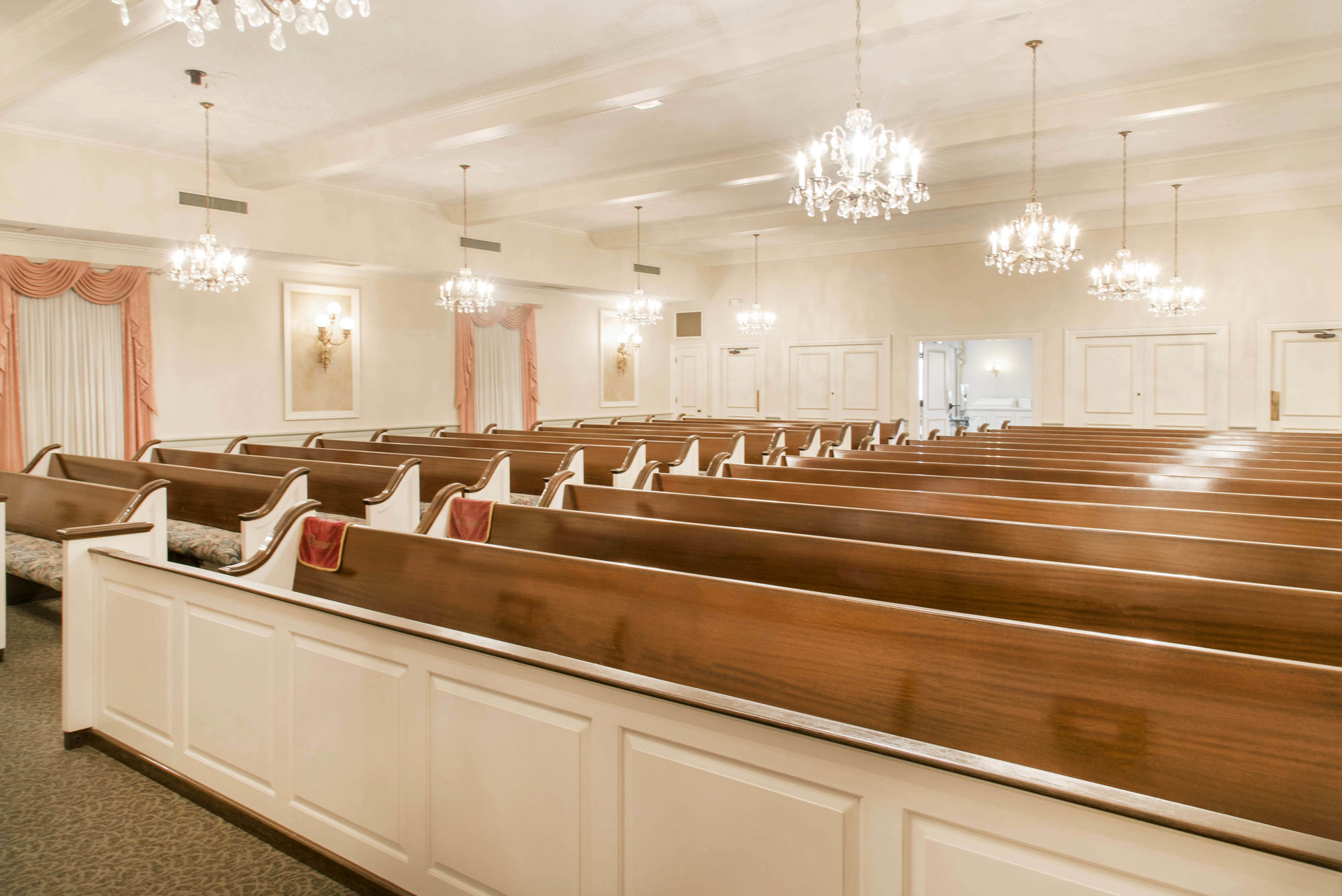 Chapel at Cook-Walden Funeral Home