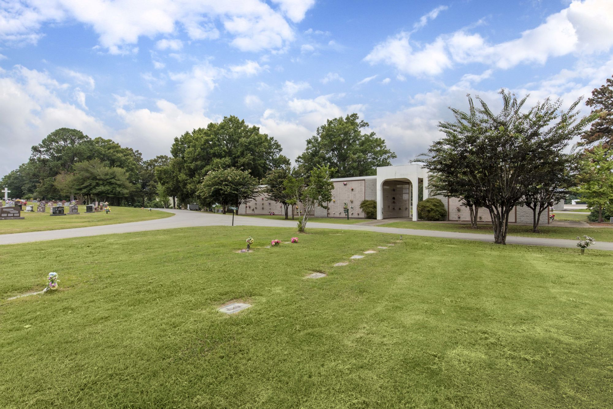 Mausoleum at Rest Hills Memorial Park