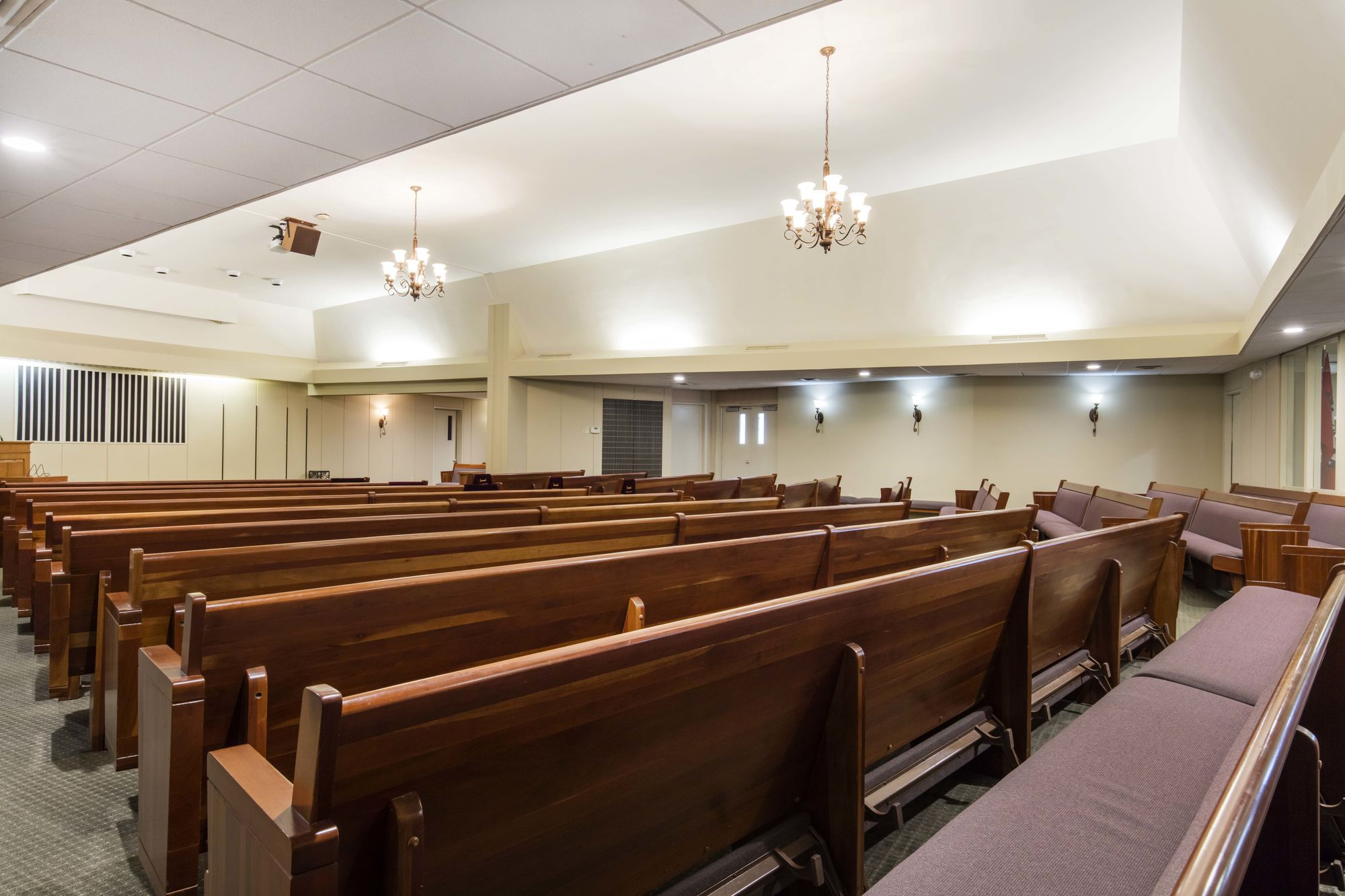 Chapel at Griffin Leggett Rest Hills Funeral Home
