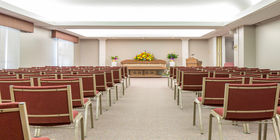Chapel at Advantage Funeral Home and Cremation Services Hardy Chapel