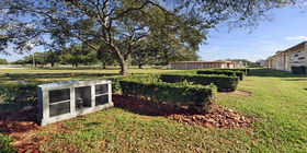 Cemetery grounds at Meadowlawn Funeral Home and Memorial Gardens