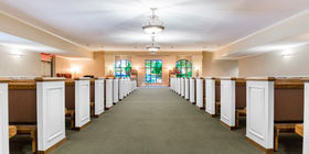 Chapel at Evergreen Funeral Home